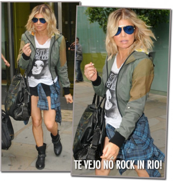 Looks pro Rock in Rio #1