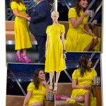 Onda amarela!