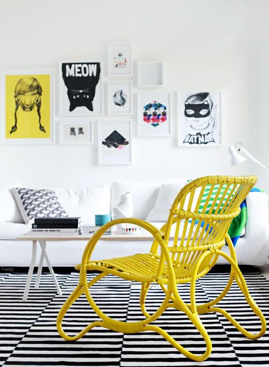 Cadeiras relaxantes!