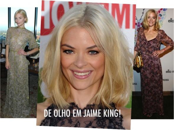 Estilo: Jaime King