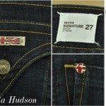 O jeans da Hudson