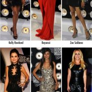 Os looks do Video Music Awards