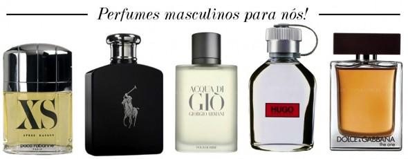 Wishlist de perfumes!