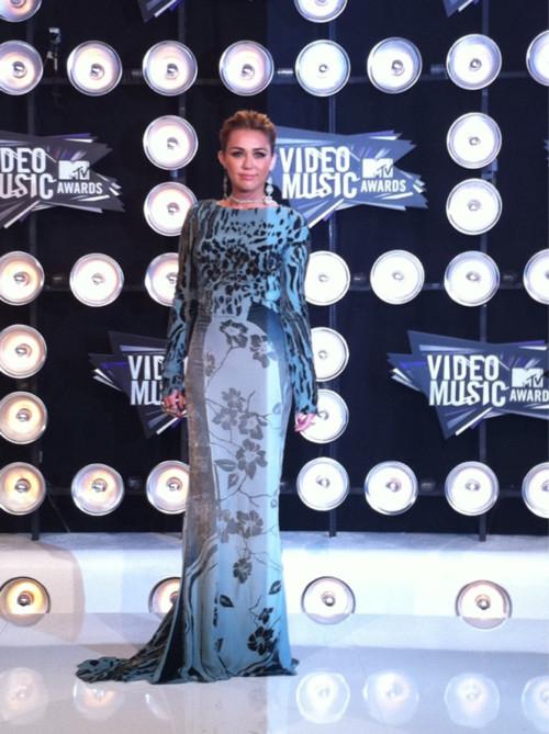 VMA: Miley Cyrus!