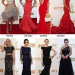 Os looks do Emmy!