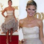 Emmy: Heidi Klum