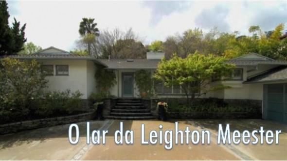 A casa da Leighton Meester
