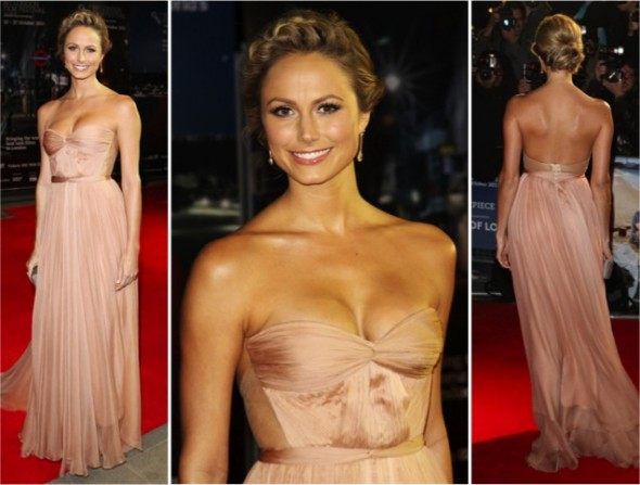 Look da Semana: Stacy Keibler