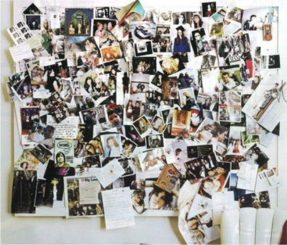 Moodboard decorativo!