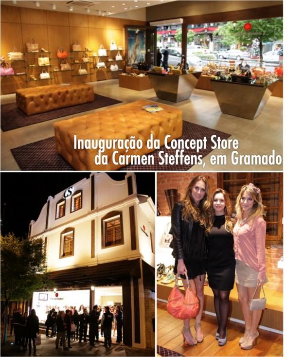 A concept store da CS em Gramado!