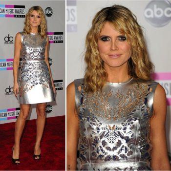 American Music Awards: Heidi Klum