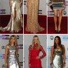 Os looks do American Music Awards