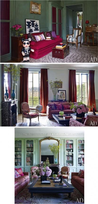 Uma casa francesa