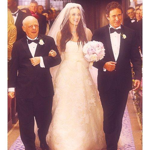 Blair Waldorf de noiva, de novo?