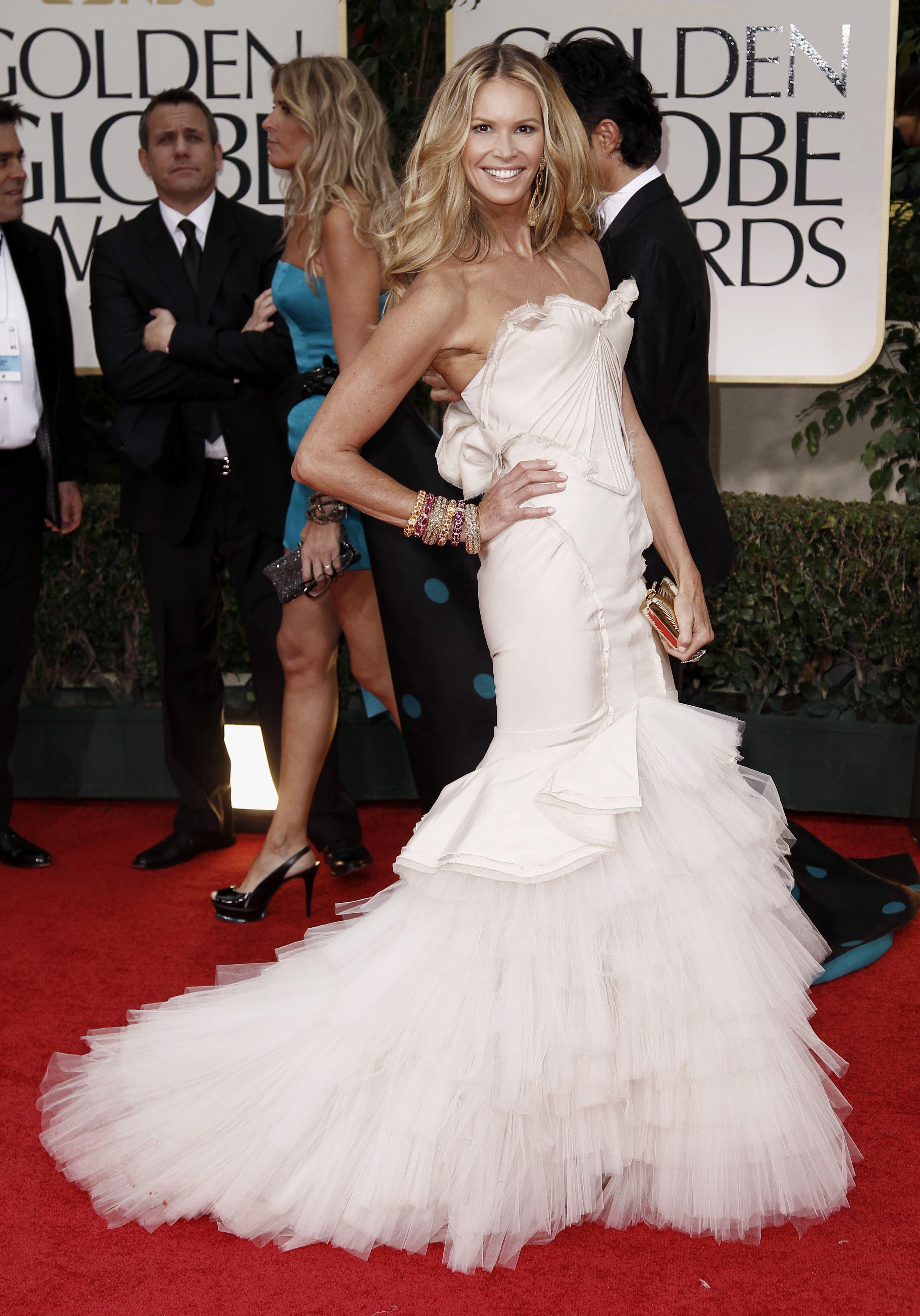 Golden Globe: Elle McPherson