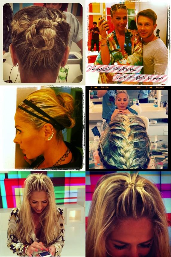 Muito + penteados!