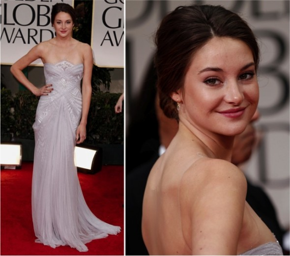 Golden Globe: Shailene Woodley