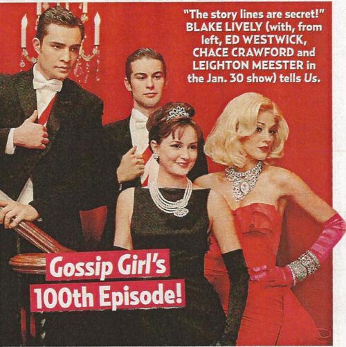 Live de Gossip Girl