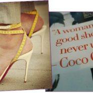 Sapato numerado