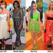 Os Looks do Kids Choice Awards