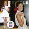 Lauren Conrad e seu cabelo rosa!