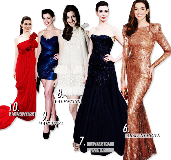 Look10: Anne Hathaway