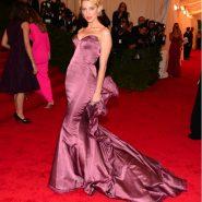 Baile do Met: Amber Heard