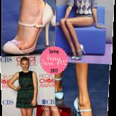 Sapato transparente(?)