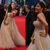 Gyselle em Cannes