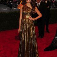 Baile do Met: Jessica Alba