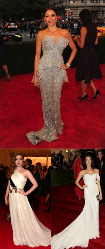 Baile do Met: Sofia Vergara, Amy Adams e Ashley Greene