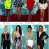Os looks do MTV Movie Awards