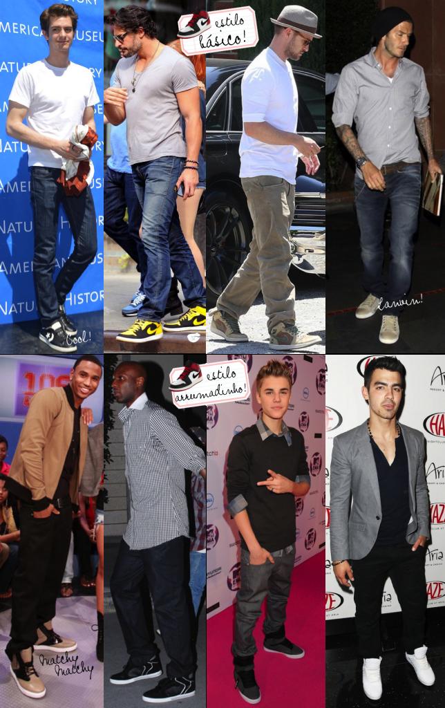 Sneakers Para Homens Fashionismo