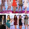 Os looks do Teen Choice Award!