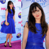 Teen Choice Award: Zooey Deschanel