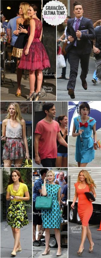 Season finale de Gossip Girl!