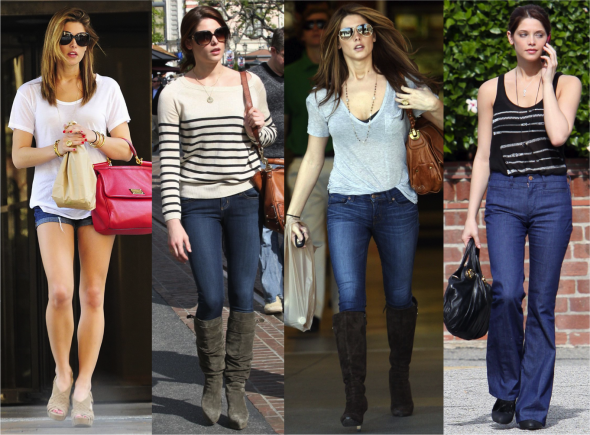 Look da Semana: Ashley Greene