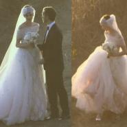 O casamento da Anne Hathaway!