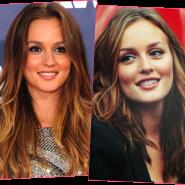 O novo corte de cabelo da Leighton Meester