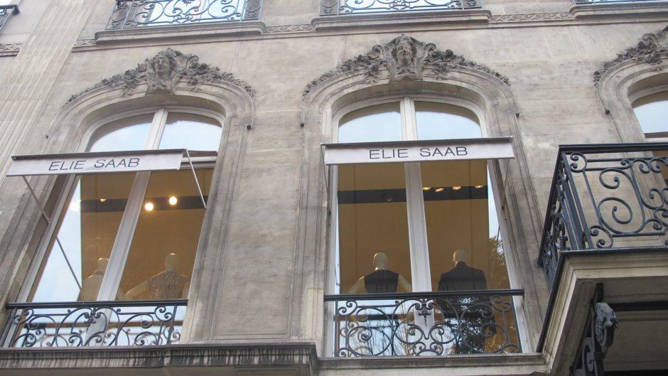 Mais detalhes de Paris!