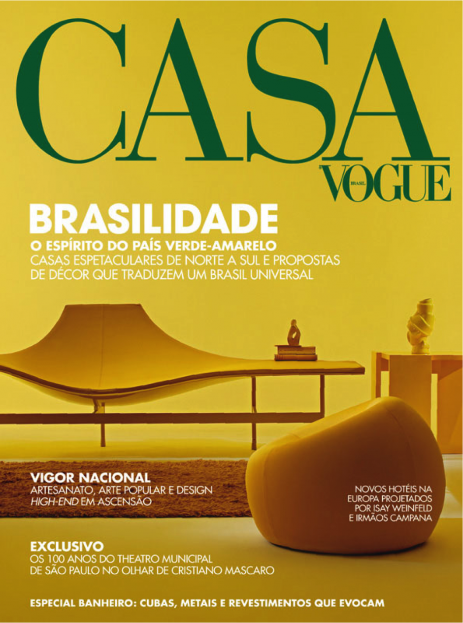 A Brasilidade da Casa Vogue