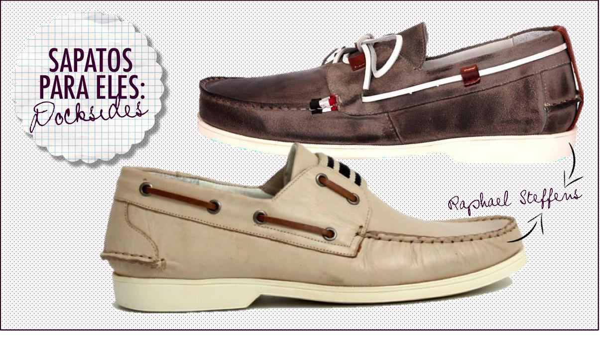 056d363562 9 maneira de usar Docksides (para eles!) - Fashionismo