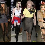 O Halloween dos famosos!