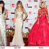 Looks do MTV Europe Music Awards 2012