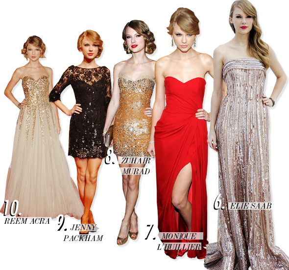 Look10: Taylor Swift!
