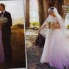 O vestido de noiva da Anne Hathaway