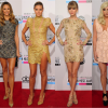 Os looks do American Music Awards 2012