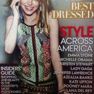A mais bem vestida de 2012!