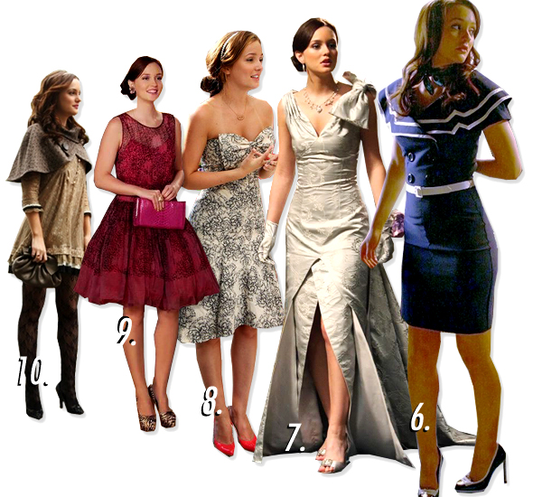 Look10: Blair Waldorf