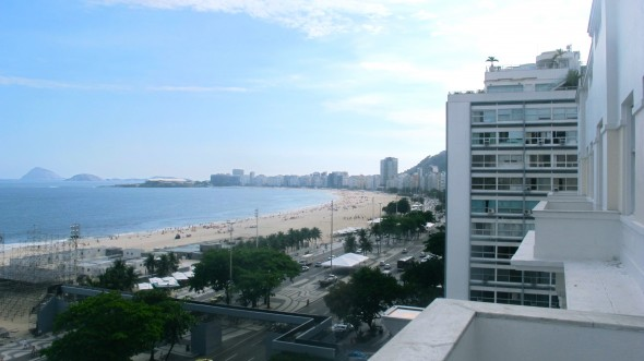 O novo Copacabana Palace!